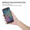 Dafoni Samsung Galaxy S8 Manyetik Kapaklı Siyah Kılıf - Resim 5