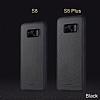 Rock Samsung Galaxy S8 Plus Karbon Siyah Rubber Kılıf - Resim 4