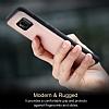 Rock Samsung Galaxy S8 Plus Karbon Siyah Rubber Kılıf - Resim 10