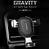 Rock Space Gravity Universal Silver Araç Havalandırma Tutucu - Resim 13