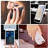 Romoss iPhone 6 / 6S 2000 mAh Dark Silver Bataryalı Kılıf - Resim 5