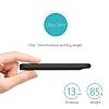 Romoss iPhone 7 / 8 2800 mAh Siyah Bataryalı Kılıf - Resim 5