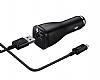 Samsung EP-LN915UBEGWW Yüksek Kapasiteli Orjinal Micro USB Siyah Araç Şarj Aleti