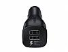 Samsung EP-LN920BBEGWW Orjinal Çift Girişli Micro USB Siyah Araç Şarj Aleti - Resim 4