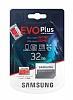 Samsung EVO Plus 32 GB microSDHC Kart 95 MBs (SD Adaptör)