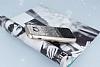 Samsung Galaxy A3 2017 Taşlı Geçişli Siyah Silikon Kılıf - Resim 2