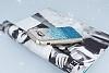 Samsung Galaxy A5 2017 Taşlı Geçişli Mavi Silikon Kılıf - Resim 1