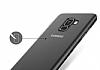 Samsung Galaxy A6 Plus 2018 Ultra İnce Şeffaf Silikon Kılıf - Resim 2