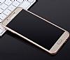 Samsung Galaxy A8 Mat Kırmızı Silikon Kılıf - Resim 2