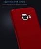 Samsung Galaxy C7 Pro Tam Kenar Koruma Siyah Rubber Kılıf - Resim 5