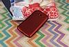 Samsung Galaxy Grand 2 Mat Kırmızı Silikon Kılıf - Resim 1