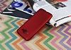 Samsung Galaxy Grand Prime / Prime Plus Mat Kırmızı Silikon Kılıf - Resim 2