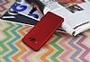 Samsung Galaxy J3 Pro Mat Kırmızı Silikon Kılıf - Resim 2