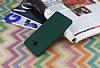 Samsung Galaxy J3 Pro Mat Yeşil Silikon Kılıf - Resim 2