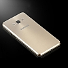 Samsung Galaxy J3 Pro Şeffaf Kristal Kılıf - Resim 2