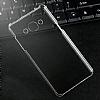 Samsung Galaxy J3 Pro Şeffaf Kristal Kılıf - Resim 1