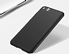 Xiaomi Mi 6 Tam Kenar Koruma Siyah Rubber Kılıf - Resim 1