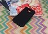 Samsung Galaxy J7 / Galaxy J7 Core Mat Siyah Silikon Kılıf - Resim 1