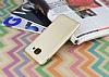 Samsung Galaxy J7 Max Mat Gold Silikon Kılıf - Resim 2