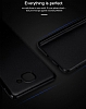 Samsung Galaxy J7 Max Tam Kenar Koruma Siyah Rubber Kılıf - Resim 4