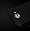 Samsung Galaxy J7 Max Tam Kenar Koruma Rose Gold Rubber Kılıf - Resim 4