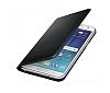 Samsung Galaxy J7 Orjinal Flip Wallet Siyah Kılıf - Resim 3