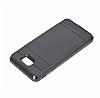Samsung Galaxy J7 Prime Kartlıklı Ultra Koruma Siyah Kılıf - Resim 2