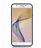 Samsung Galaxy J7 Prime Kartlıklı Ultra Koruma Siyah Kılıf - Resim 1