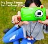 Samsung Galaxy K zoom Orjinal Auto Pop Ultra Koruma Su Yeşil Kılıf - Resim 7