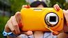 Samsung Galaxy K zoom Orjinal Auto Pop Ultra Koruma Kırmızı Kılıf - Resim 8