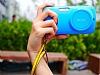 Samsung Galaxy K zoom Orjinal Auto Pop Ultra Koruma Kırmızı Kılıf - Resim 12