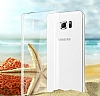 Samsung Galaxy Note 5 Şeffaf Kristal Kılıf - Resim 3
