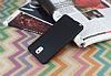 Samsung Galaxy Note 3 Deri Desenli Ultra İnce Siyah Silikon Kılıf - Resim 2