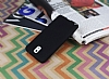 Samsung Galaxy Note 3 Mat Siyah Silikon Kılıf - Resim 2