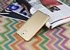 Samsung Galaxy Note 3 Mat Gold Silikon Kılıf - Resim 2