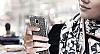 Samsung Galaxy Note 4 Orjinal Swarovski Taşlı Kılıf - Resim 1