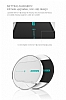Nillkin Magic Disk II Samsung Galaxy Note 5 Siyah Kablosuz Şarj Cihazı - Resim 3