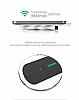Nillkin Magic Disk II Samsung Galaxy Note 5 Siyah Kablosuz Şarj Cihazı - Resim 6
