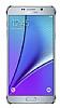 Samsung Galaxy Note 5 Orjinal Metalik Silver Kenarlı Kristal Kılıf - Resim 3