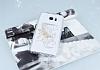 Samsung Galaxy Note 5 Taşlı Yusufçuk Şeffaf Silikon Kılıf - Resim 2
