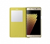 Samsung Galaxy Note 7 Orjinal Pencereli S View Cover Gold K�l�f - Resim: 1