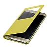 Samsung Galaxy Note 7 Orjinal Pencereli S View Cover Gold K�l�f - Resim: 2