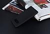 Samsung Galaxy Note 8 Delikli Mat Siyah Silikon Kılıf - Resim 1