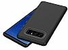Samsung Galaxy Note 8 Metal Tuşlu Ultra Koruma Silver Kılıf - Resim 2