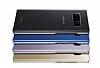 Samsung Galaxy Note 8 Orjinal Clear Cover Şeffaf Rubber Kılıf - Resim 2