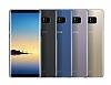 Samsung Galaxy Note 8 Orjinal Clear Cover Şeffaf Rubber Kılıf - Resim 3