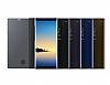 Samsung Galaxy Note 8 Orjinal Clear View Uyku Modlu Siyah Kılıf - Resim 3
