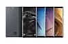 Samsung Galaxy Note 8 Orjinal Clear View Uyku Modlu Siyah Kılıf - Resim 2