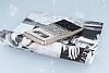 Samsung Galaxy Note 8 Taşlı Geçişli Siyah Silikon Kılıf - Resim 2