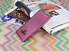 Samsung Galaxy Note 9 Mat Mürdüm Silikon Kılıf - Resim 1